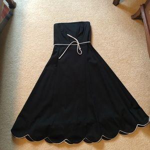 Women s Black And White House Black Market Formal Dresses on Poshmark 05aff4a23